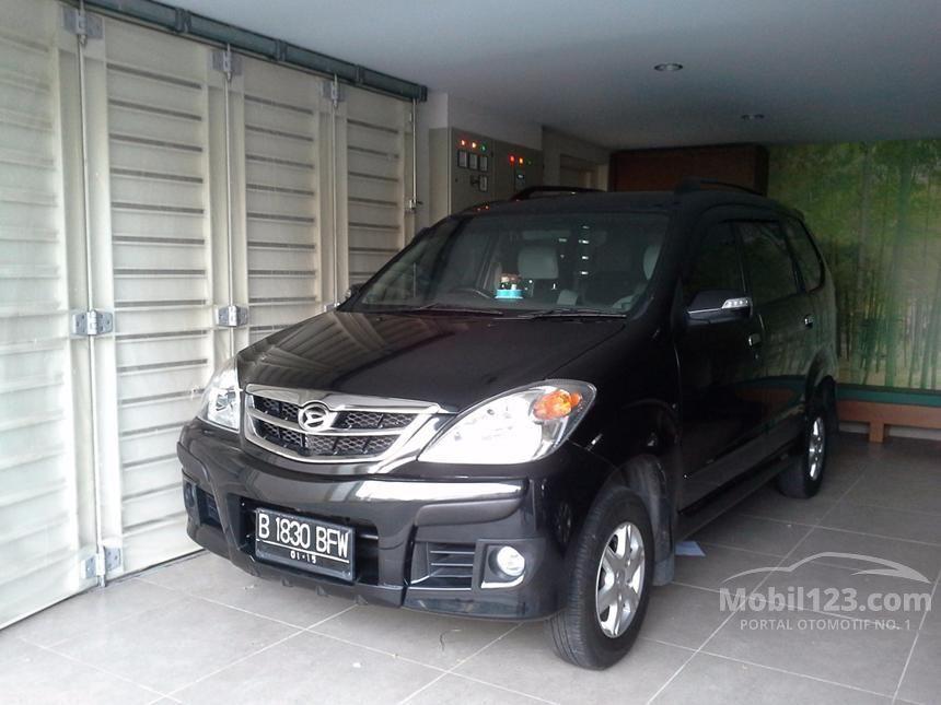 2010 Daihatsu Xenia Li SPORTY MPV