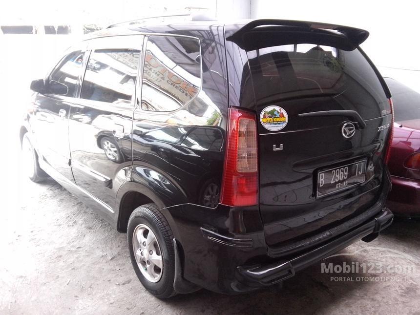 2006 Daihatsu Xenia Li SPORTY MPV