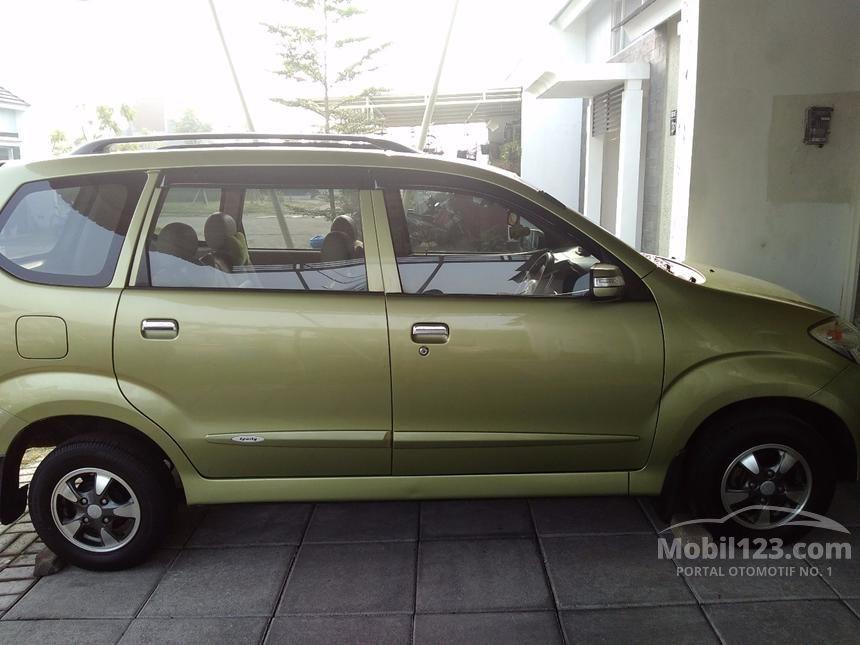 2008 Daihatsu Xenia Li SPORTY MPV