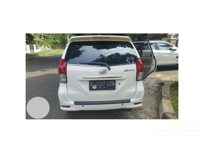2013 Daihatsu Xenia M DLX MPV