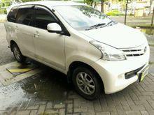Daihatsu All New Xenia M Family 2013 Putih Plat L tgn pertama