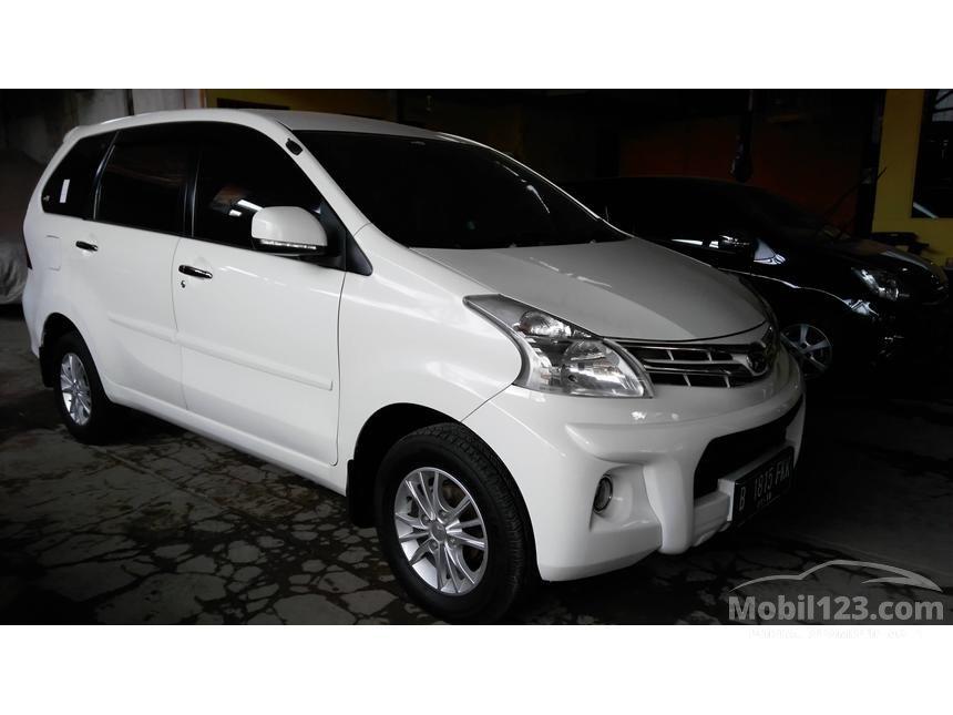 2011 Daihatsu Xenia M SPORTY MPV