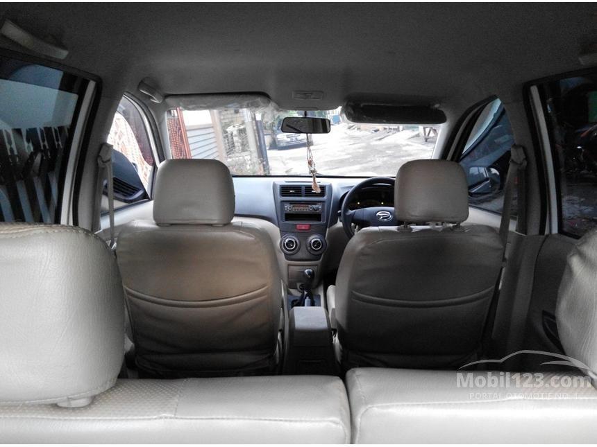 2012 Daihatsu Xenia M SPORTY MPV