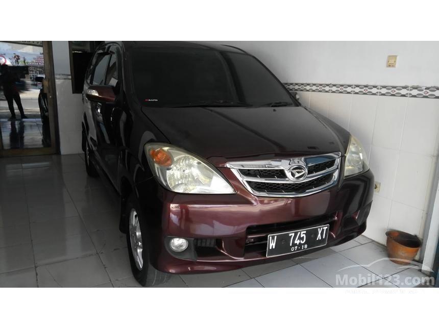 2009 Daihatsu Xenia Mi+ MPV