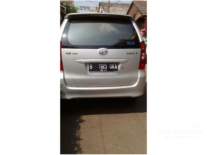 2010 Daihatsu Xenia Mi MPV