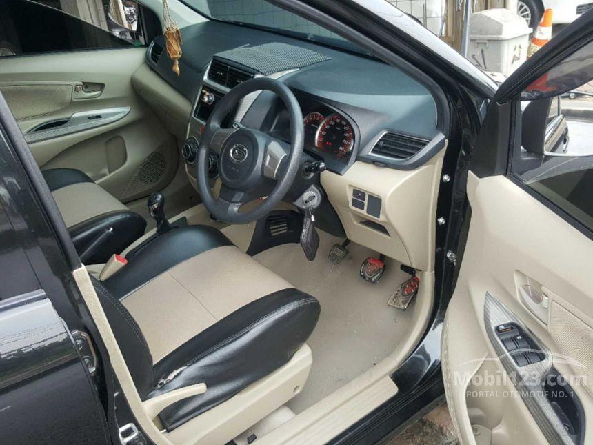 2013 Daihatsu Xenia MPV Minivans
