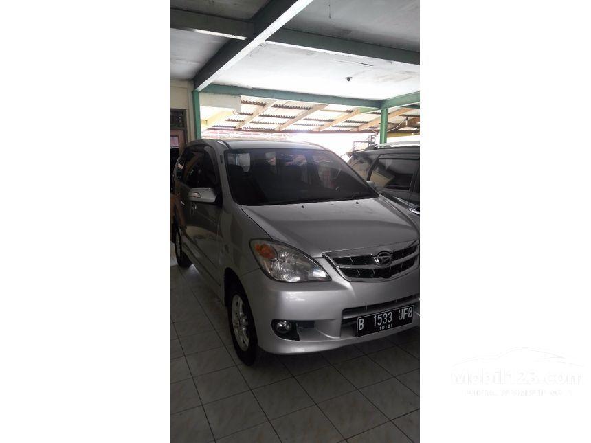 2012 Daihatsu Xenia MPV Minivans