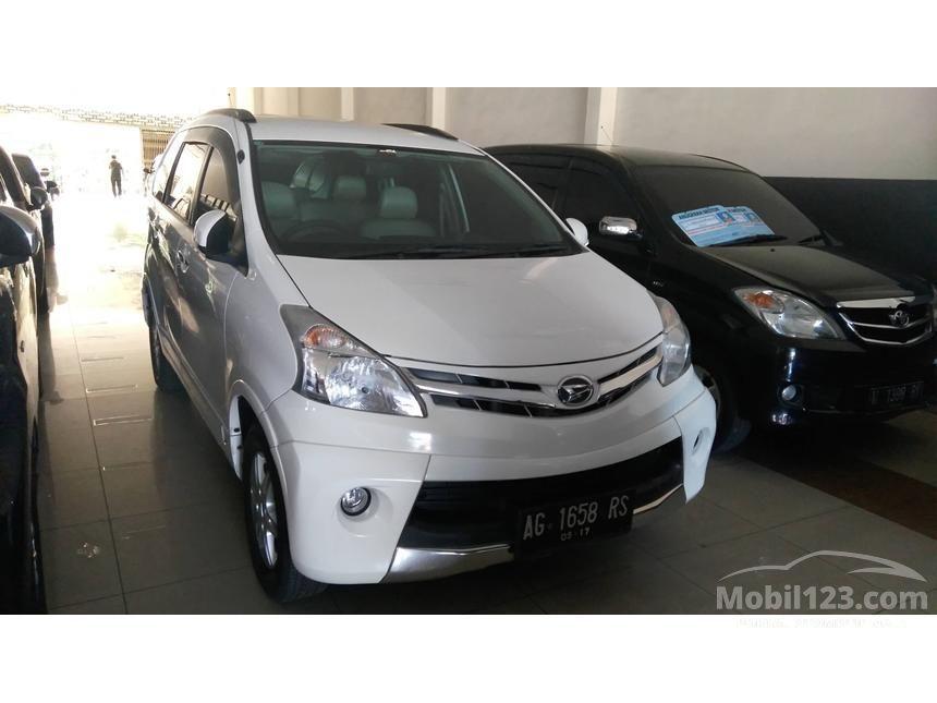 2012 Daihatsu Xenia R ATTIVO MPV
