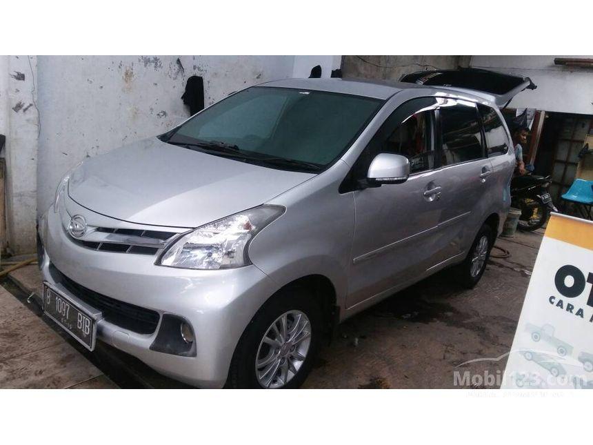 Jual Mobil Daihatsu Xenia 2014 R DLX 1.3 di Jawa Barat ...