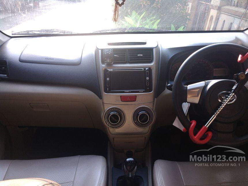 Jual Mobil Daihatsu Xenia 2013 R DLX 1.3 di Banten Manual ...