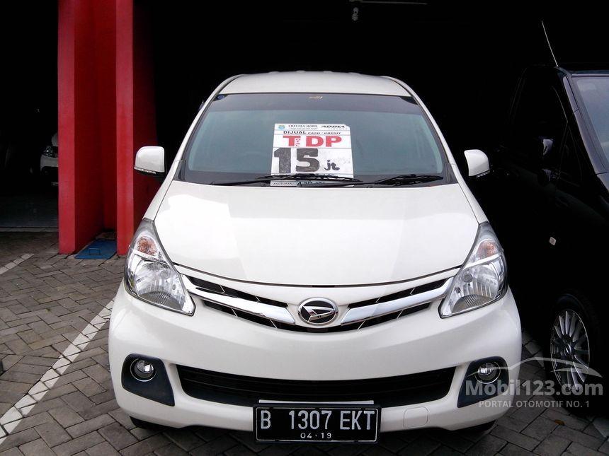 Daihatsu Xenia 2014 R DLX 13 Di Banten Automatic MPV