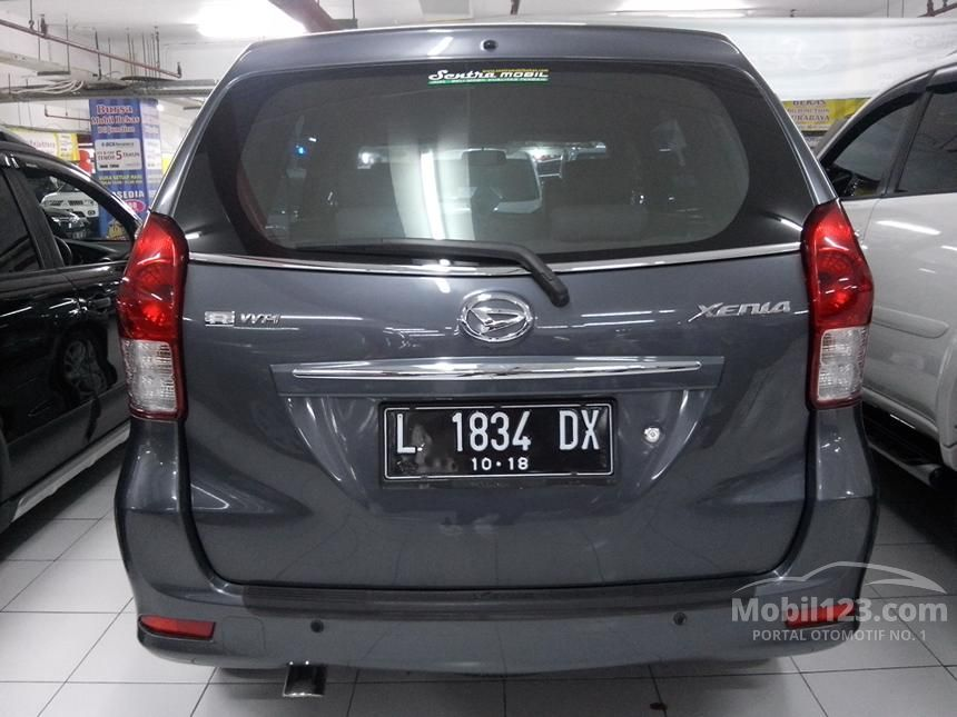 2013 Daihatsu Xenia R DLX MPV