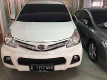 2013 Daihatsu Xenia 1.3 R DLX Automatic putih mulusss MPV