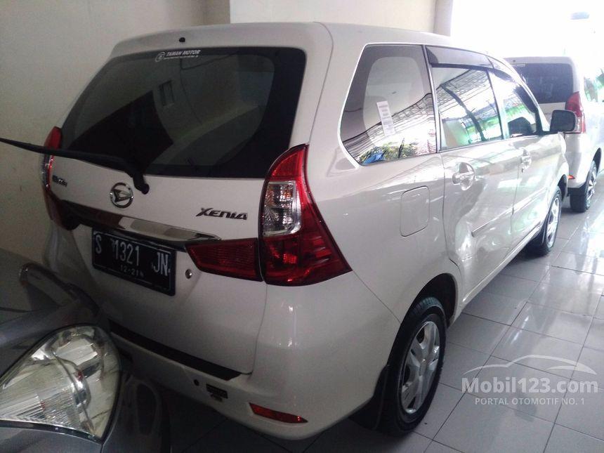 Jual Mobil Daihatsu Xenia 2016 R 1.3 di Jawa Timur Manual ...