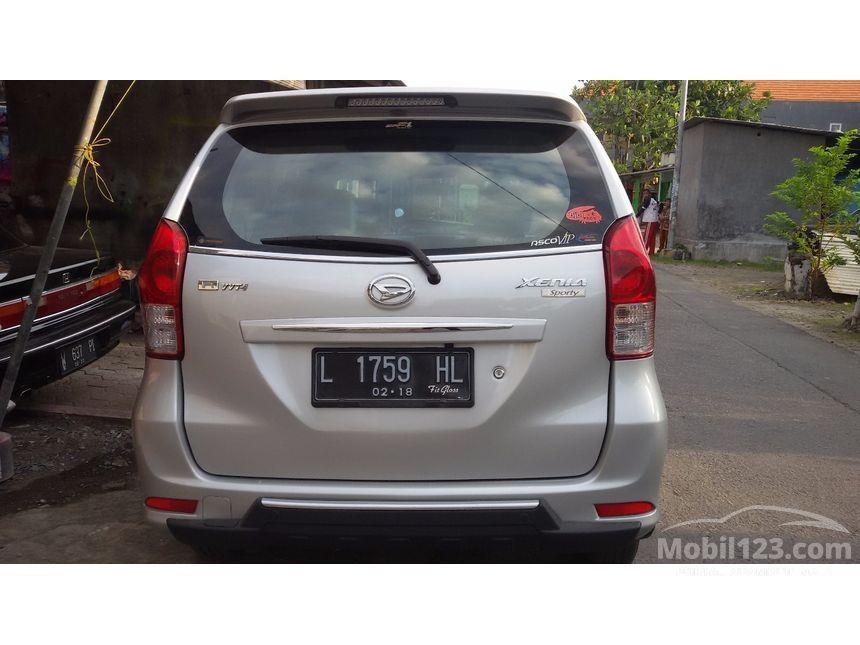 Jual Mobil Daihatsu Xenia 2013 R SPORTY 1.3 di Jawa Timur ...