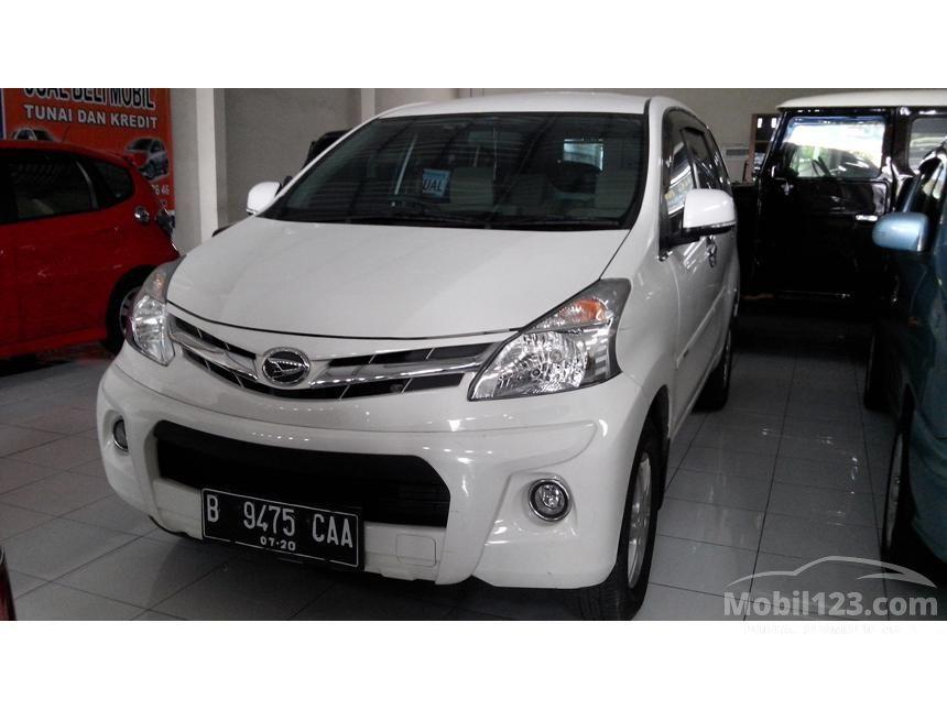 2014 Daihatsu Xenia R SPORTY MPV