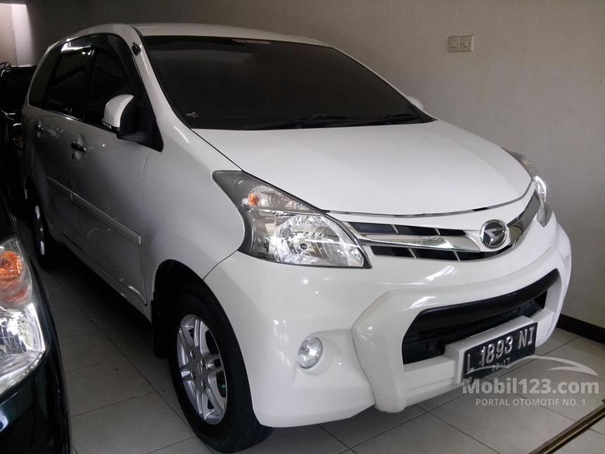 2012 Daihatsu Xenia R SPORTY MPV