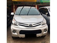 Daihatsu Xenia 1.3 R SPORTY 2013 SILVER , LIKE NEW , KM 9RB ASLI