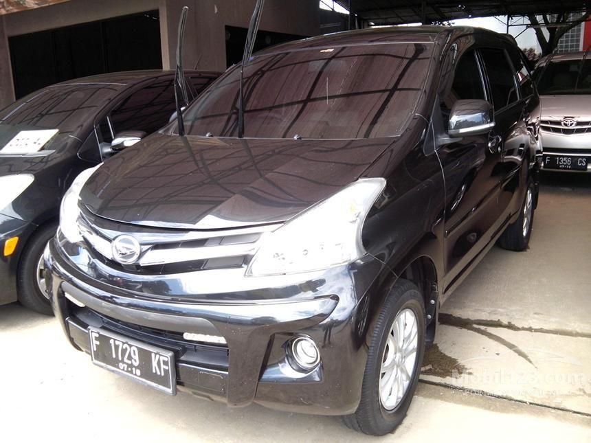 2013 Daihatsu Xenia R STD MPV