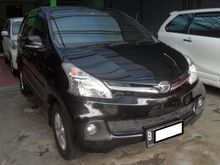 Daihatsu New Xenia R Deluxe 1.3 MT Th.2012 Hitam GRESS DP MURAH