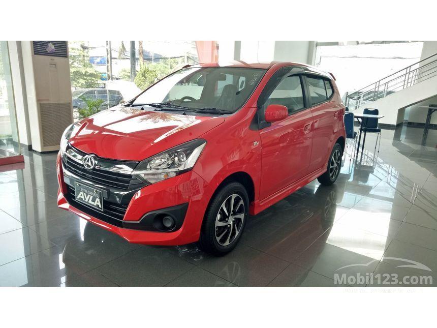 Daihatsu Ayla 2017 D 10 Di DKI Jakarta Manual Hatchback