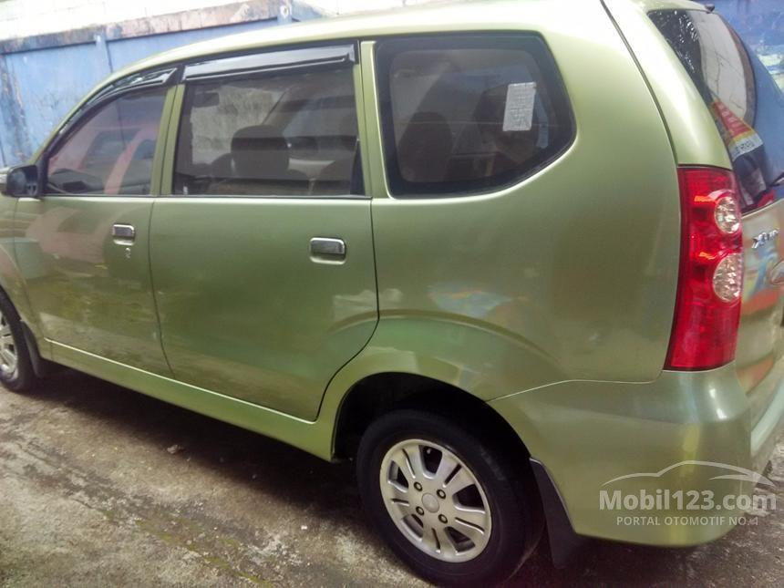 2007 Daihatsu Xenia Xi+ MPV