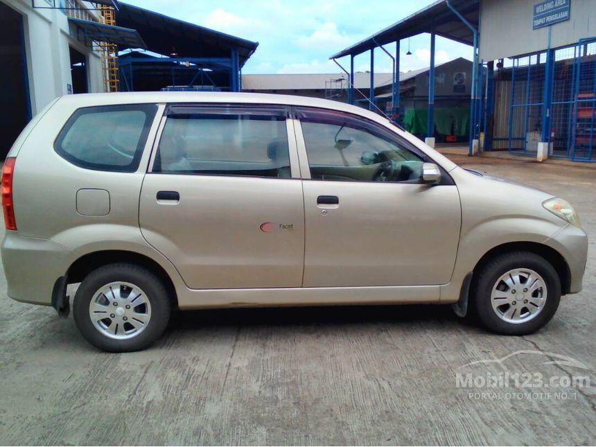 Jual Mobil Daihatsu Xenia 2008 Xi DELUXE+ 1.3 di ...