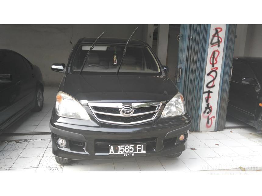 2008 Daihatsu Xenia Xi DELUXE MPV