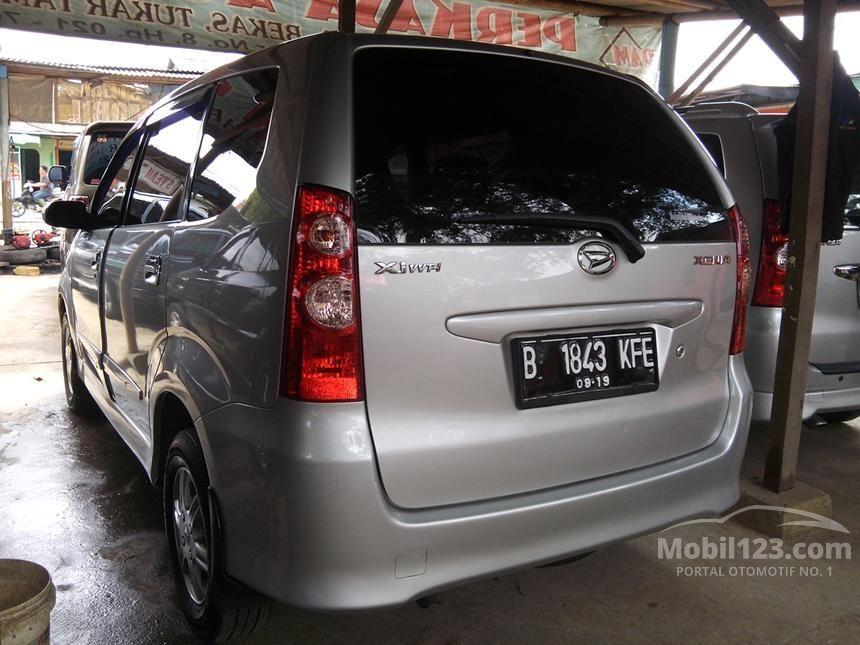 2009 Daihatsu Xenia Xi DELUXE MPV