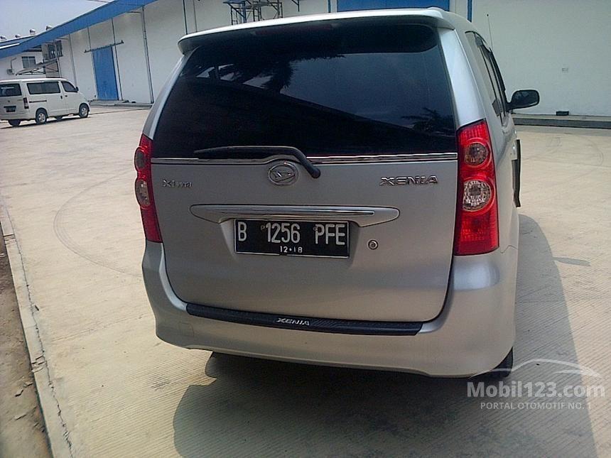 2008 Daihatsu Xenia Xi FAMILY MPV