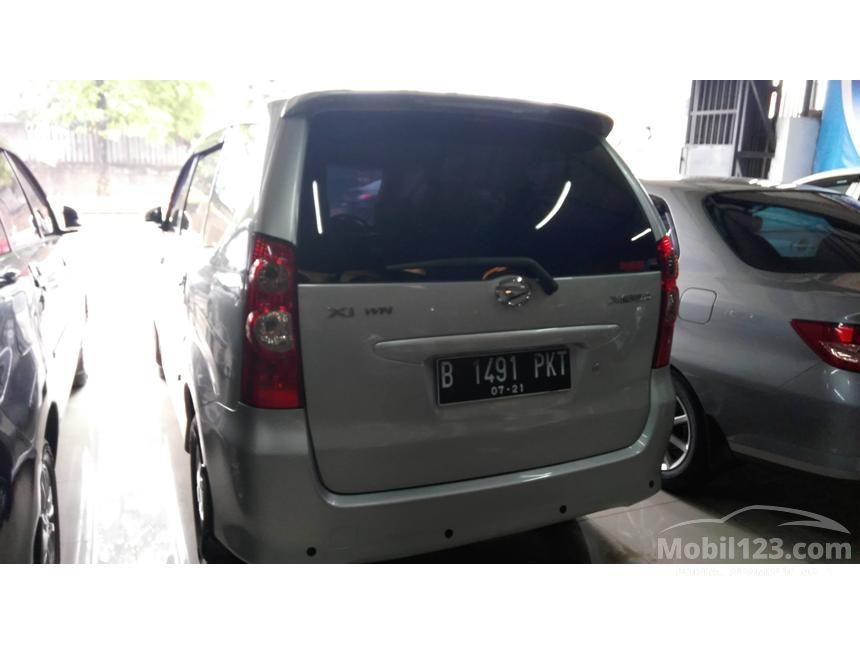 2011 Daihatsu Xenia Xi FAMILY MPV
