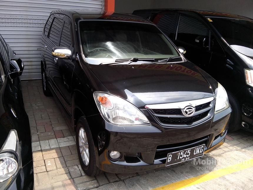 2010 Daihatsu Xenia Xi FAMILY MPV