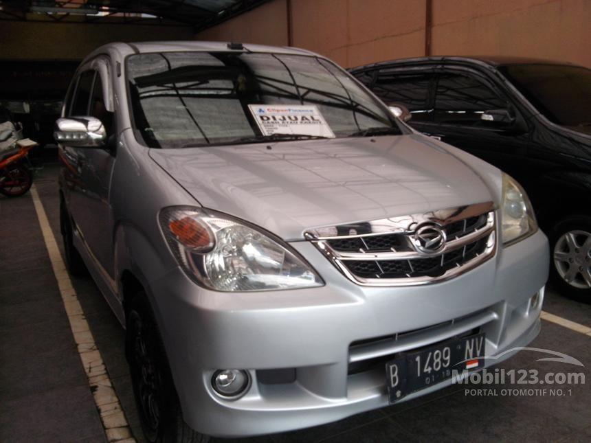 2007 Daihatsu Xenia Xi MPV