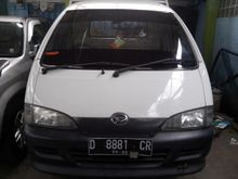 2004 Daihatsu Zebra 1.3 MPV Minivans