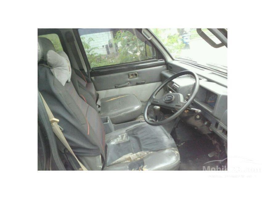 Daihatsu Zebra 1990 1.3 di Jawa Barat Manual MPV Minivans ...