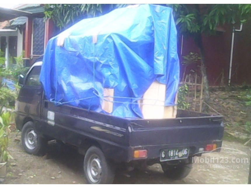 daihatsu zebra 1994 1 3 di jawa tengah manual mpv minivans biru rp 3740054. Black Bedroom Furniture Sets. Home Design Ideas