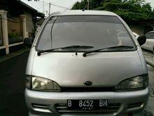 2001 Daihatsu Zebra 1.6 MPV Minivans