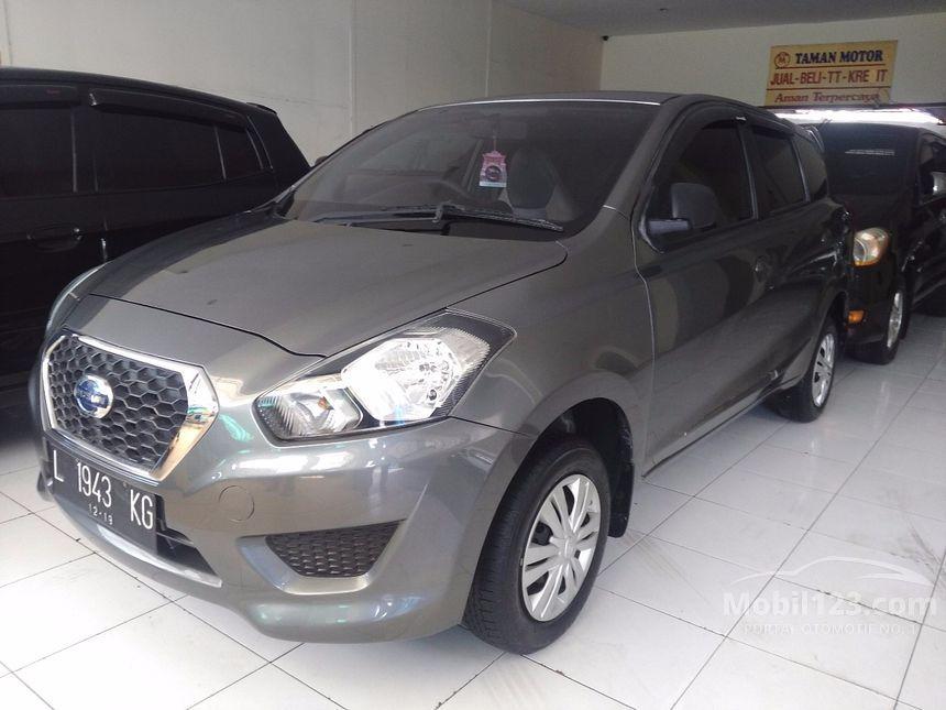 Jual Mobil Datsun GO+ 2014 1.2 di Jawa Timur Manual ...