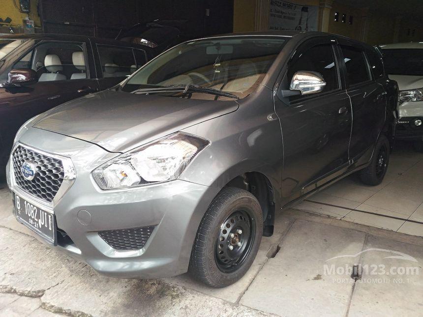Jual Mobil Datsun GO+ 2016 T 1.2 di DKI Jakarta Manual MPV ...