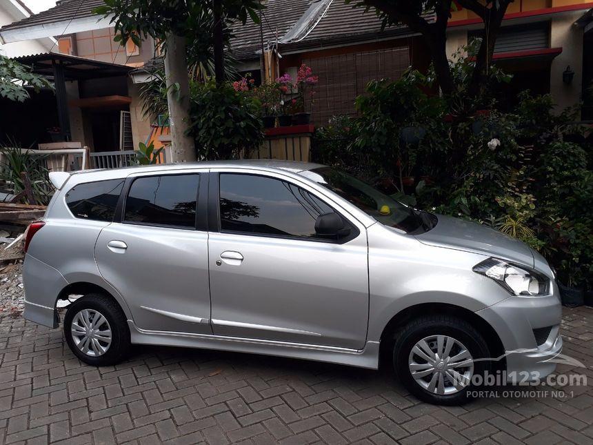 Jual Mobil Datsun GO+ 2016 T 1.2 di Jawa Barat Manual MPV ...
