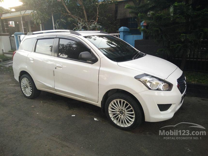 Jual Mobil Datsun GO+ 2014 T-OPTION 1.2 di Jawa Barat ...