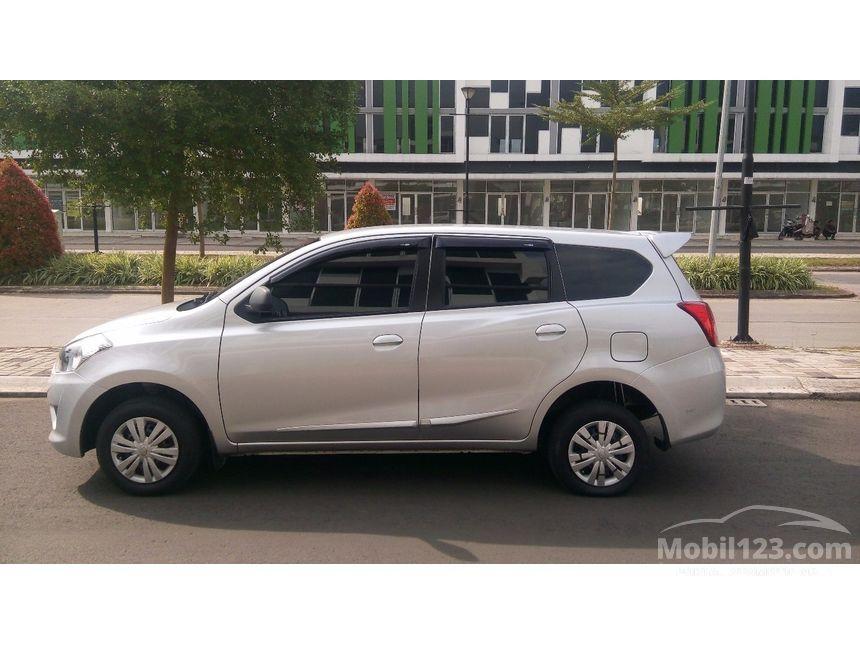 Jual Mobil Datsun GO+ 2015 T-OPTION 1.2 di DKI Jakarta ...