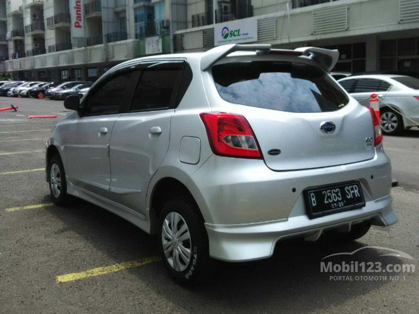 Jual Mobil Datsun GO 2015 T 1.2 di DKI Jakarta Manual ...