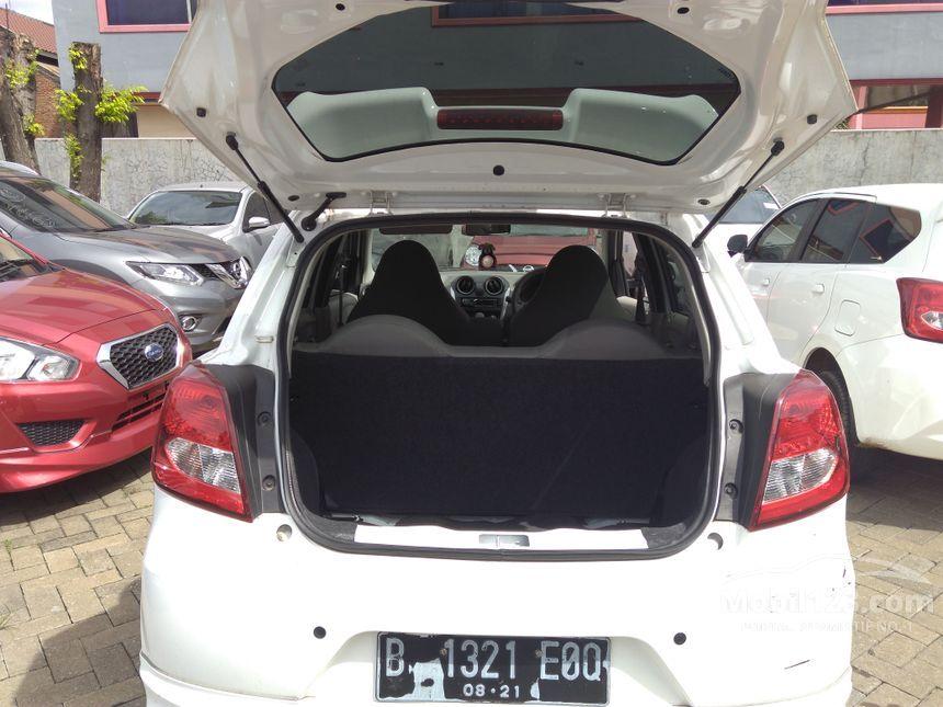 Jual Mobil Datsun GO 2016 T 1.2 di DKI Jakarta Manual ...