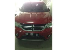 Dodge journey 2.4 SXT Thn 2012 Platinum Km 18.000