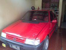 Fiat Uno 2 merah 1991