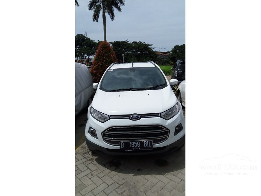 Image Result For Ford Ecosport Titanium Bekas