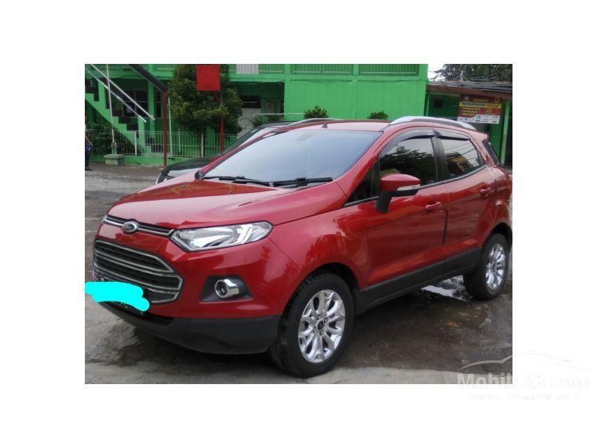 Ford EcoSport 2014 Titanium 15 Di Jawa Barat Automatic