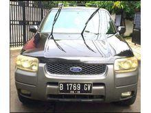 2003 Ford Escape 2.0 SUV Offroad 4WD