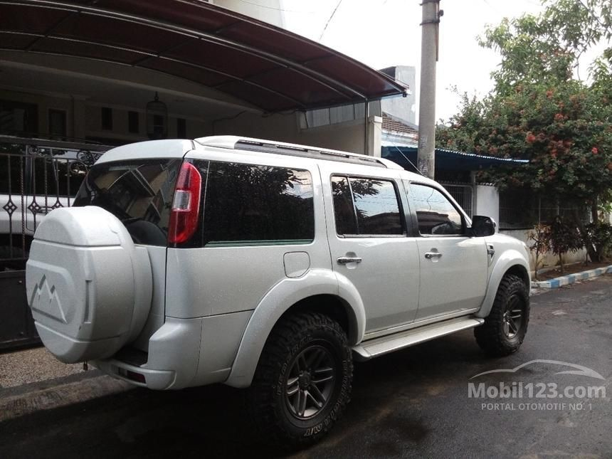2011 Ford Everest 10-S 10-S 10-S SUV